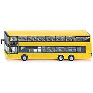 Siku Super – Dvojposchodový linkový autobus MAN - Kovový model