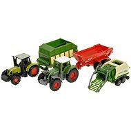 Siku Super – Súprava poľnohospodárskych strojov - Kovový model