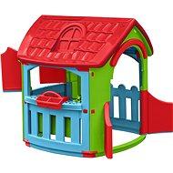 Domček s dielňou - Detský domček