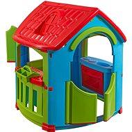 Domček Hobby House s kuchynkou a dielňou - Detský domček