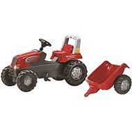Rolly Toys Šliapací traktor Junior s vlečkou - Šliapací traktor