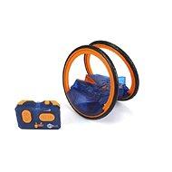 Hexbug Ring Racer modrý-oranžový - Mikrorobot