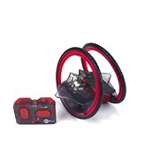 Hexbug Ring Racer čierny-červený - Mikrorobot