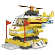 Magic Blocks helikoptéra - Programovateľná stavebnica