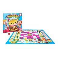 Stolová hra Educa Priprav si svoj Hamburger - Stolní hra