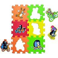 Krtko Penové puzzle - Penové puzzle