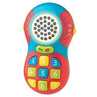 Playgro Detský telefón - Hračka pre najmenších