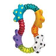 Playgro Hryzadlo pohyblivá dážďovka - Hryzadlo