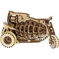 Mr. Playwood 3D Motorka - Stavebnica