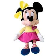 Disney - Minnie so žltým lukom - Plyšová hračka