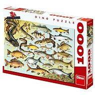 Dino ryby - Puzzle