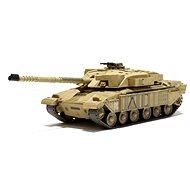 Tank British MBT Challenger 1 Desert Yell 1:72 - Tank na diaľkové ovládanie