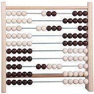Drevená hračka Detoa Počítadlo guľočky - Dřevěná hračka