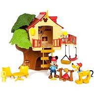 Mikro Trading Mickey Mouse stromový domček - Herná súprava
