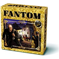 Bonaparte Fantom – Golden edition - Spoločenská hra