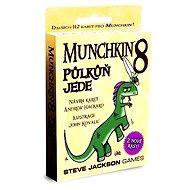 Munchkin 8. Rozšírená – Pol kôň ide - Rozšírenie kartovej hry