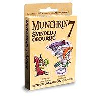 Munchkin 8. Rozšírená – Švindluj obojručne - Rozšírenie kartovej hry
