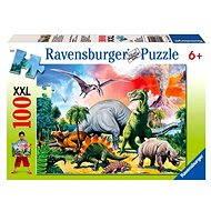 Ravensburger 109579 Mezi dinosaury - Puzzle