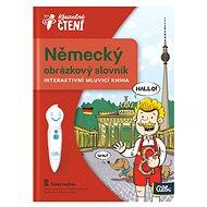 Kúzelné čítanie – Nemecký obrázkový slovník - Kniha