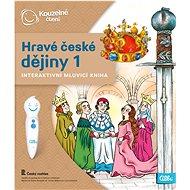 Čarovná čítanie - hravé české dejiny 1 - Kniha