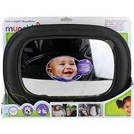Munchkin – Zpětné zrcátko Baby In–Sight™ Mega šedé - Zrkadlo