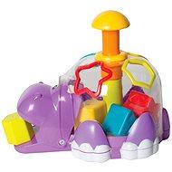 Playgro – Otáčavá vkladačka Hroch - Interaktívna hračka