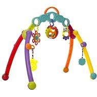 Playgro - hrazdička so závesnými hračkami - Interaktívna hračka