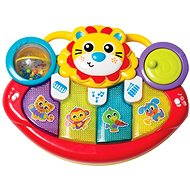 Playgro - Multifunkčný hudobný nástroj levíček - Interaktívna hračka