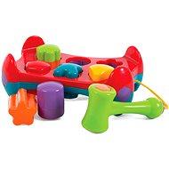 Playgro – Zatĺkačka s tvarmi - Interaktívna hračka