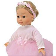 Bábika Bambolina Molly balerína - Bábika