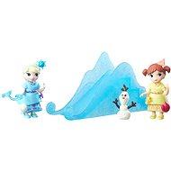 Hasbro Ľadové kráľovstvo Snow Sisters Set - Herná súprava