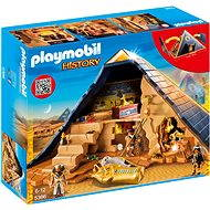 Playmobil 5386 Faraonova pyramída - Stavebnica