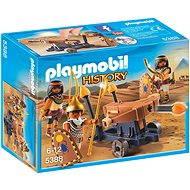 Playmobil 5388 Egypťania s ohnivou kušou - Stavebnica