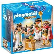 Playmobil 5394 Caesar a Kleopatra - Stavebnica