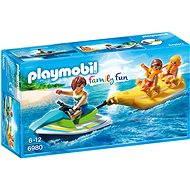 Playmobil 6980 Vodný skúter s banánovým člnom - Stavebnica