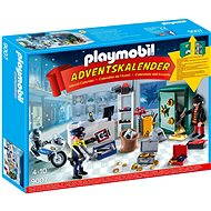"""Playmobil 9007 Adventný kal. """"Policajný zásah v klenotníctve"""" - Stavebnica"""