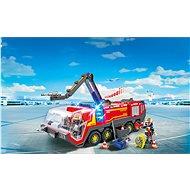 Playmobil 5337 Letiskové hasičské vozidlo - Stavebnica