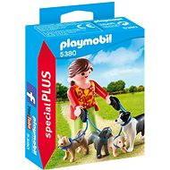 Playmobil 5380 Venčiteľka psov - Stavebnica