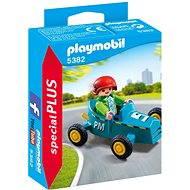 Playmobil 5382 Chlapček so šliapacím autom - Stavebnica