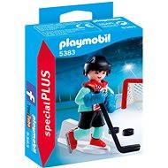 Playmobil 5383 Tréning ľadového hokeja - Stavebnica