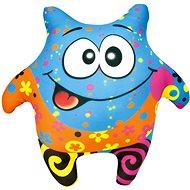 Bino Klauník modrý - Plyšová hračka