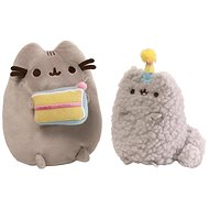 Pusheen - Birthday Collectable Set - Plyšová hračka