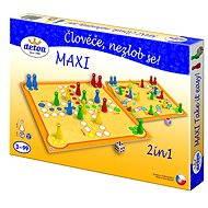 Človeče nehnevaj sa - MAXI - Spoločenská hra