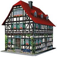 Stredoveký dom 3D - Puzzle