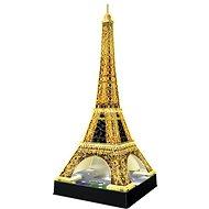 Eiffelova veža - Nočná edícia 3D - Puzzle