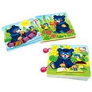 Bino Moja prvá knižka - Baribal - Kniha pre deti