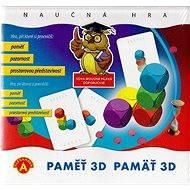 Pamäť 3D - Spoločenská hra