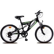 """Olpran MTB Buddy čierne - Detský bicykel 20"""""""
