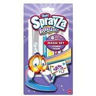 Sprayza – Fúkacie fixky Magic Set 1 - Kreatívna súprava