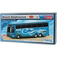 Monti 50 - Atlantic Delfinarium Bus mierka 1:48 - Stavebnica